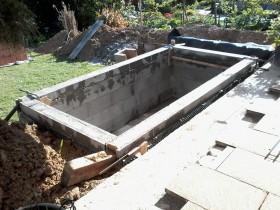 welche teichfolie f r rechteckigen betonteich filter oase living water forum. Black Bedroom Furniture Sets. Home Design Ideas